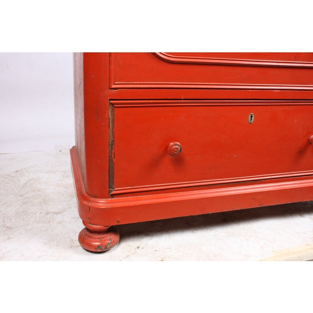 Swedish Victorian-Style Chest - Image 5 of 5