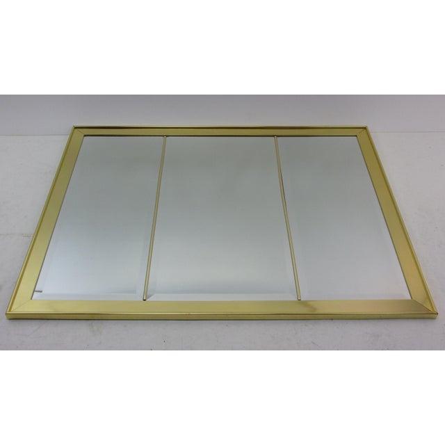 Vintage Art Concept Mirror  Chairish
