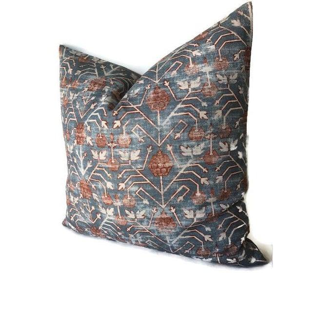 Patterned Zak & Fox Khotan Pillow Cover - Image 3 of 5