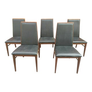 Dillingham Dining Chairs by Milo Baughman - Set of 5