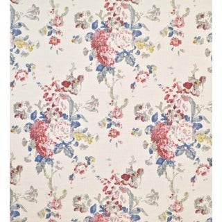 Ralph Lauren Jardin Floral Summer Fabric - 4 Yards