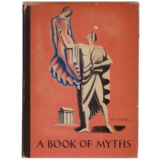 'A Book Of Myths' Book by Helen Sewell