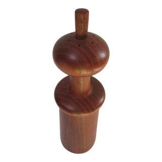 Jens Quistgaard Dansk Danish Modern Peppermill Pepper Mill Salt Shaker