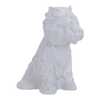 Jeff Koons Puppy Vase