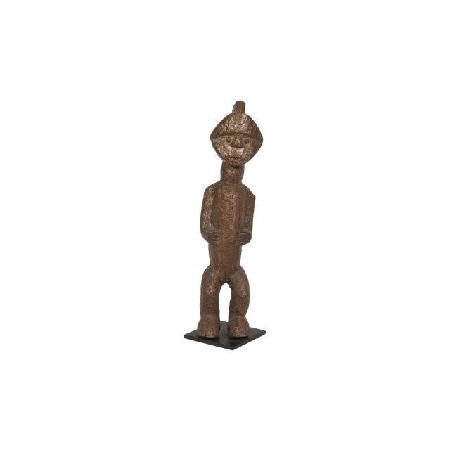 Image of African Figure on Custom Base