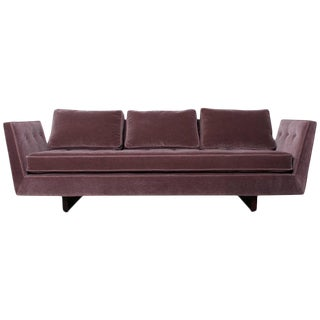 Split Arm Sofa by Edward Wormley for Dunbar