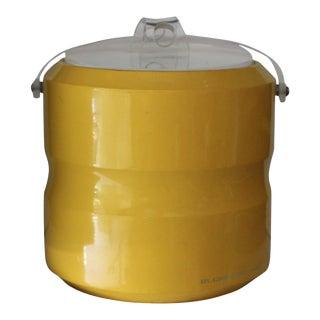 Vintage Bucket Brigade Ice Bucket