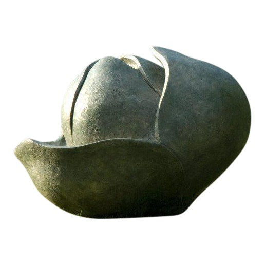 Customizable Monumental Magnolia Grandiflora Bud by Anne Curry MRBS - Image 1 of 10