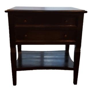 Noir Oxford Side Table