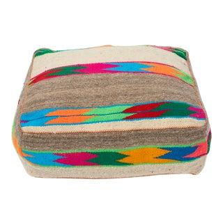 Moroccan Textile Floor Cushion