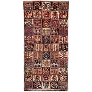 "Apadana - Vintage Persian Rug -- 4'1"" x 7'10"""