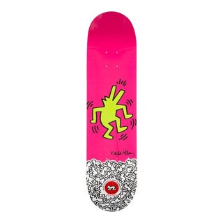 Limited Edition Keith Haring Skate Deck 2012