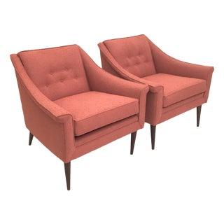 Kroehler Arm Chairs - Set of 2