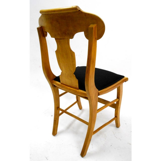 1920s Biedermeier Style Desk Chair - Image 5 of 7