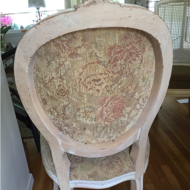 French Provincial Chairs - A Pair - Image 3 of 9