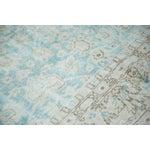 "Image of Distressed Oushak Carpet - 8'10"" X 12'4"""