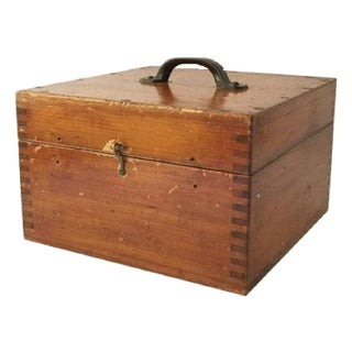 Antique Storage Box