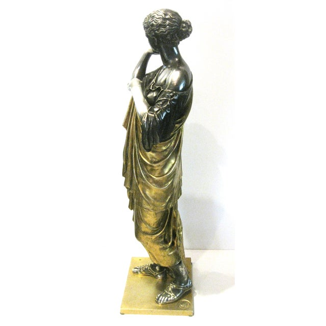 """Image of 22-Inch Barbedienne """"Diana"""" Sculpture"""