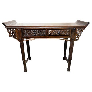Cantonese Console Altar Table