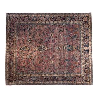 """Vintage Meshed Carpet - 8'2"""" x 9'7"""""""