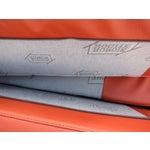 Image of Roche Bobois Sunset Orange Sectional Sofa
