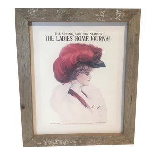 Ladies Home Journal Framed Print
