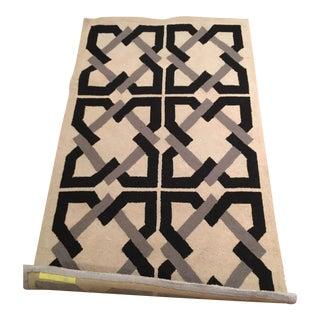 Trina Turk Geometric Print Rug - 3' X 5'