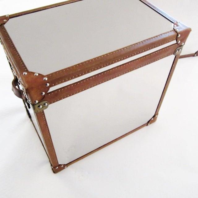 Restoration Hardware Trunk Chest Nightstands-Pair - Image 8 of 10