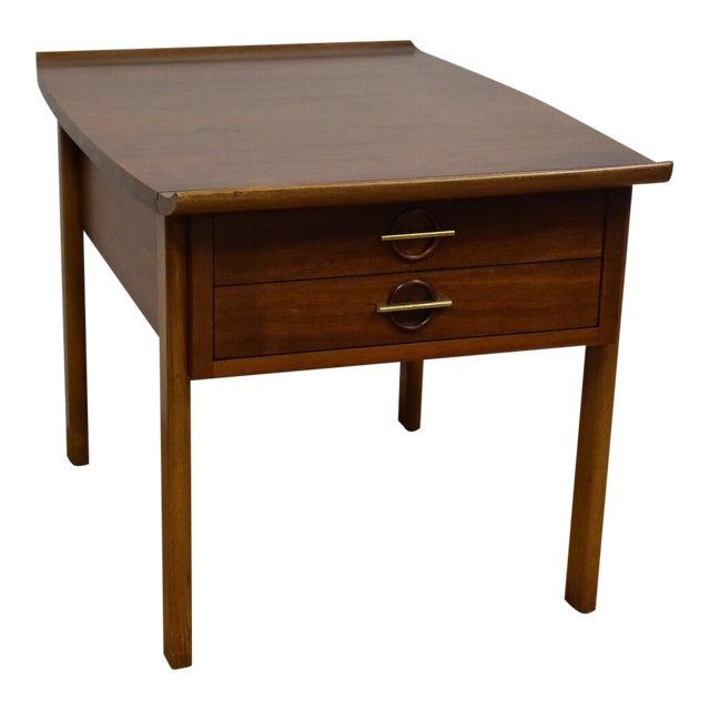 Park Lane Coffee Table: Lane Furniture Walnut Side Table