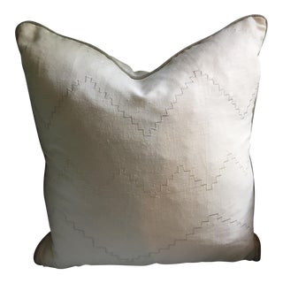 Larsen Metallic Pillow Cover