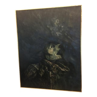 1961 Signed Seymour Leichman Impressionist Painting