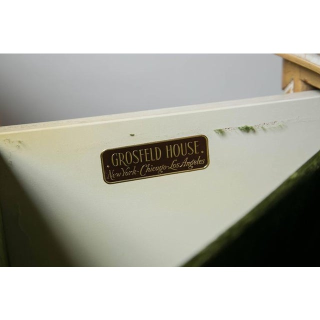 Grosfeld House Louis XV Marble-Top Commodes - Pair - Image 4 of 8