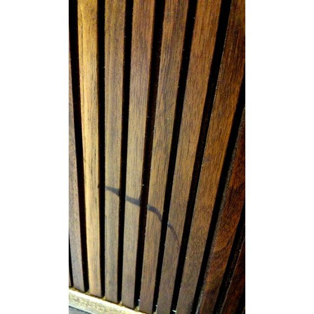 Kipp Stewart For Drexel Tambour Door High Chest - Image 9 of 10