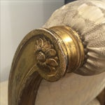 Image of Vintage Neoclassical Style Gilt Side Chair