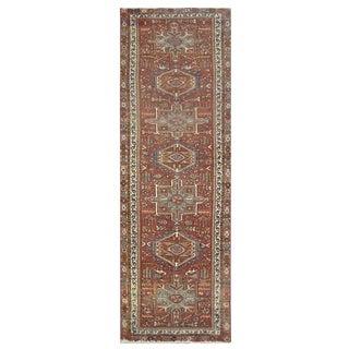 Vintage Persian Karaje Rug - 3'3'' X 12'2''