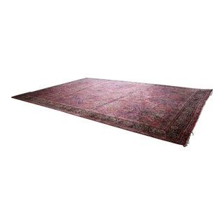 """Extra Large Karastan Wool Rug -- 16'-5"""" x 11'4"""""""