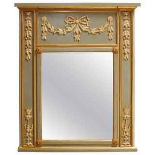 Cavallo Mirror Fair Louis XVI Trumeau Mirror