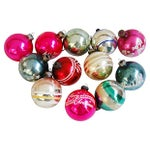 Image of Mid-Century Fancy Holiday Ornaments - Set of 12