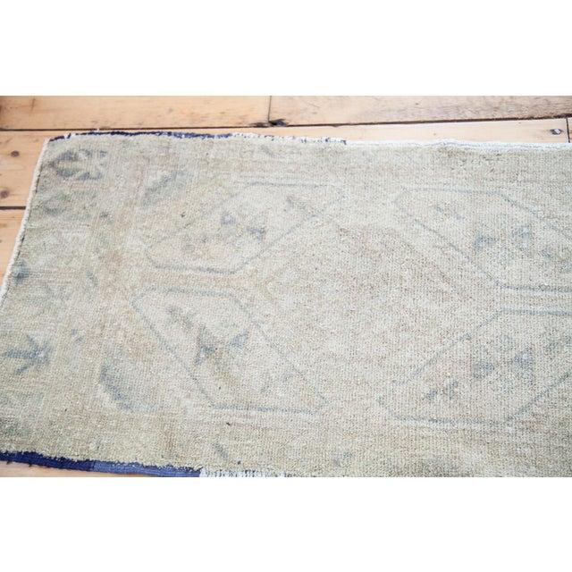 "Image of Vintage Oushak Runner Rug - 1'7"" x 2'10"""