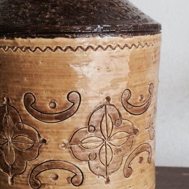 Aldo Londi Ceramic Bitossi Vase - Image 3 of 4