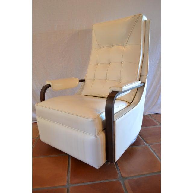 Vintage La-Z-Boy Rocker Lounge Chair  Chairish