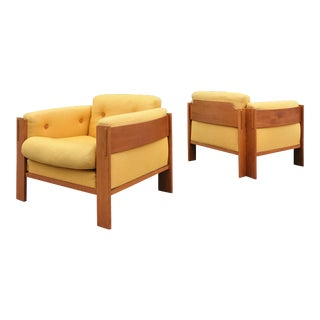 Jydsk Danish Mid-Century Lounge Chairs - A Pair