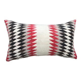 Native American Weaving Pillow