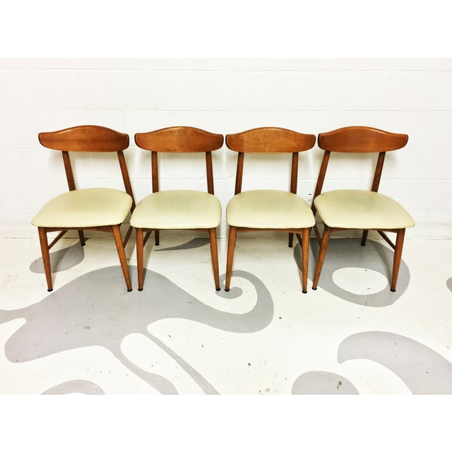 Image of Mid Century Modern Chairs - Set of Four