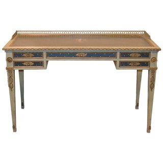 19th Century French Napoleon III Writing Desk