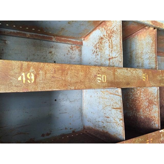 Vintage Industrial Cabinet - Image 9 of 9