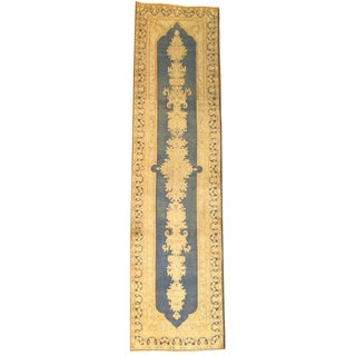 Vintage Persian Kerman Runner - 2'5'' x 9'1''