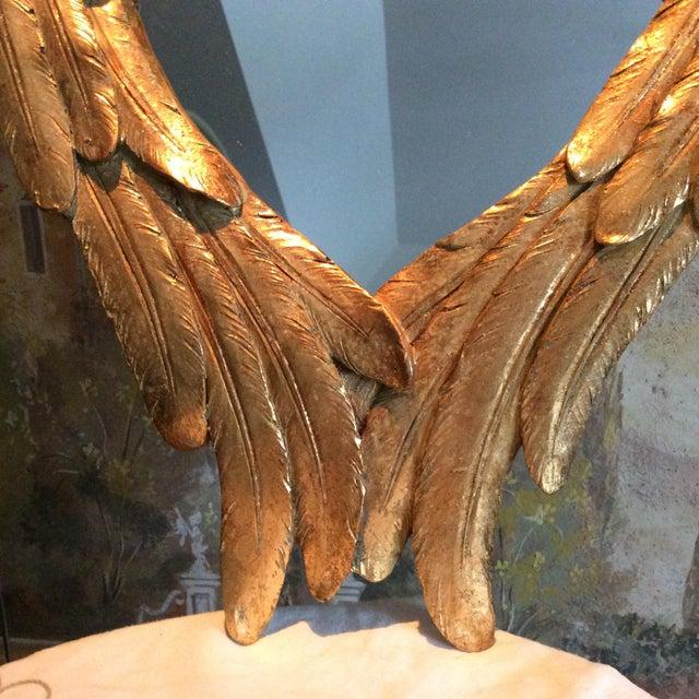 Gilded Angel Wings Mirror - Image 7 of 8