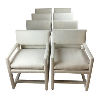 Thayer Coggin Dining Chairs - Set of 8