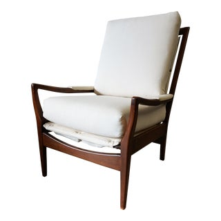 English Modern Lounge Chair